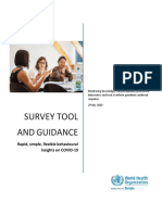 COVID-19-survey-tool-and-guidance