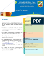 GUIA 6 DILATACIÓN TERMICA (1)