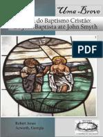 Historia do Baptismo Cristão
