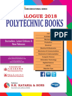 Polytechnic Catalogue 2018 For Mail