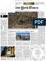 The New York Times International - 28-08-2020