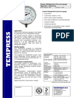 Tempress 1-41GB-Duplex-Pressure-Gauge-A11