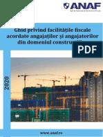 Ghid ANAF Facilitati Constructii