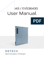 7CAPTEUR PLAN DR TECH USER MANUAL EVS3643(G)_UM_COM_EN_00_170712