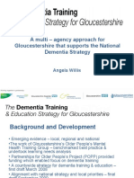 The Dementia Training and Education Strategy for Gloucestershire