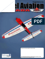 Model Aviation Canada - March-April 2020