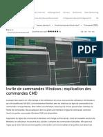Commandes CMD sur Windows _ liste pratique - 1&1 IONOS