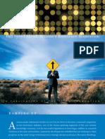 Progress Report Brochure 2003