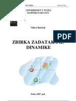 Viktor Baričak - Zbirka Zadataka Iz Dinamike