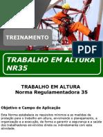 Treinamento de Trabalho em Altura NR 35_SEGSEMPRE