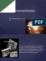 Novecentismo tomas pinzon 10a.pptx