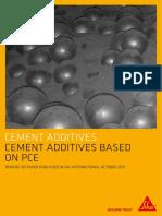 Ст Геллер Добавки до цементу на основi етерiв полiкарбоксилатiв 2011 АНГ