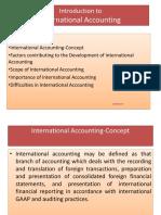 Introduction to IA-1