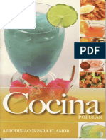 Bebidas Afrodisiacas