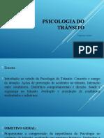 Psicologia do trânsito no Brasil