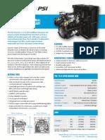 Doosan-PSI-14.6L-Spec-Sheet