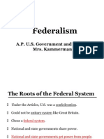 Federalism PowerPoint from textbook_1