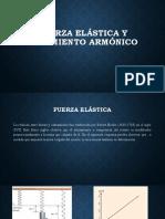 FUERZA ELÁSTICA y MAS
