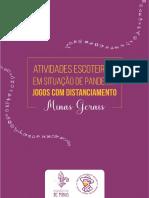 JOGOS COM DISTANCIAMENTO - UMA COLETÂNEA