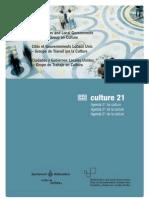Agenda 21 de la cultura local