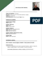 Hoja de Vida Juan Carlos