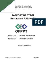 RAPPORT DE STA5555555555555(1)