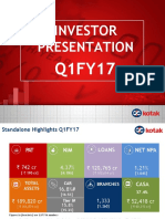 Q1FY17_Investor_Presentation