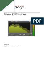 Voxengo SPAN User Guide EN