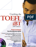 Cracking the TOEFL iBT Book