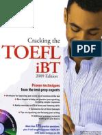 Cracking the TOEFL iBT Book