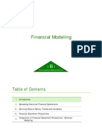 Financial Modeling Presentation