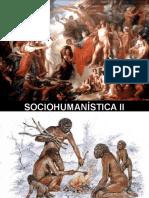 Socio Humanística II