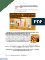 20110124 Swiss Arabian Catalog Zahras Perfumes