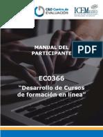 Manual del participante-EC0366 Desarrollo de Cursos de formación en línea (1)