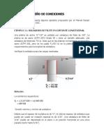 EJEMPLOS DISEÑO DE CONEXIONES