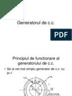 3.gen de c.c.