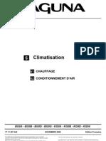 LAGUNA 2 - Climatisation