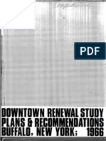 Downtown Renewal Study Buffalo, NY 1966 (BW_OCR)