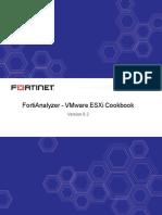 FortiAnalyzer-6.2-VMware_ESXi_Cookbook