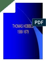 Curso sobre Hobbes