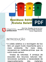 Coleta Seletiva - Reciclagem