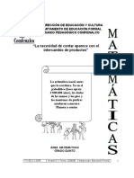 Matematicas quinto.doc