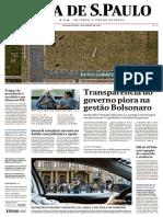 ️ Folha de São Paulo (22.06.20)
