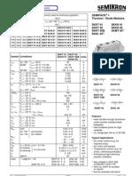 3.- DATA SHEET MODULO SKKT 92-12