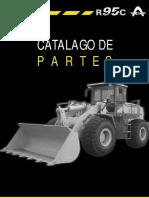 Michigan R95C Español Manual de Partes Ejes y Partes de Motor 2