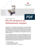 eBook Beschwerdemanagement