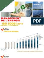 Webinaire - ISO 50001