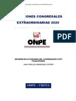 INFORME FINAL CENTRO POBLADO DE PUQUIOPAMPA 2020