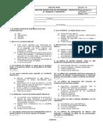 Evaluación de inducción en SSTA
