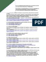 Desarrollo e intervención didactica en ed. para la salud
